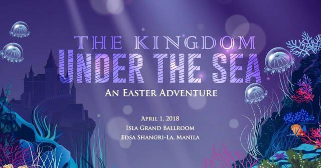 Edsa Shangrila Hotel Easter 2018
