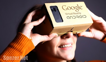 Google Virtual Reality Android