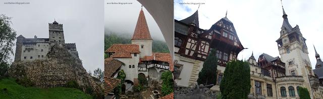 Viaje a Rumanía: castillos de Bran y Peles