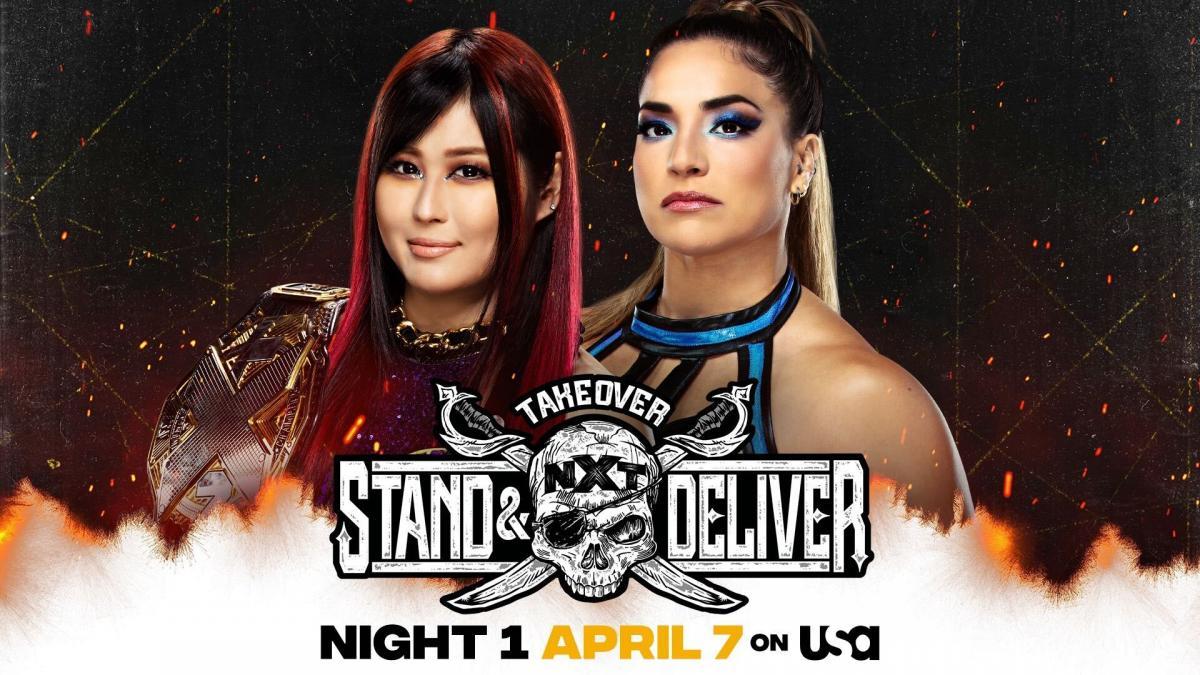 WWE anuncia grande combate pelo NXT Women's Championship a primeira noite do Stand & Deliver