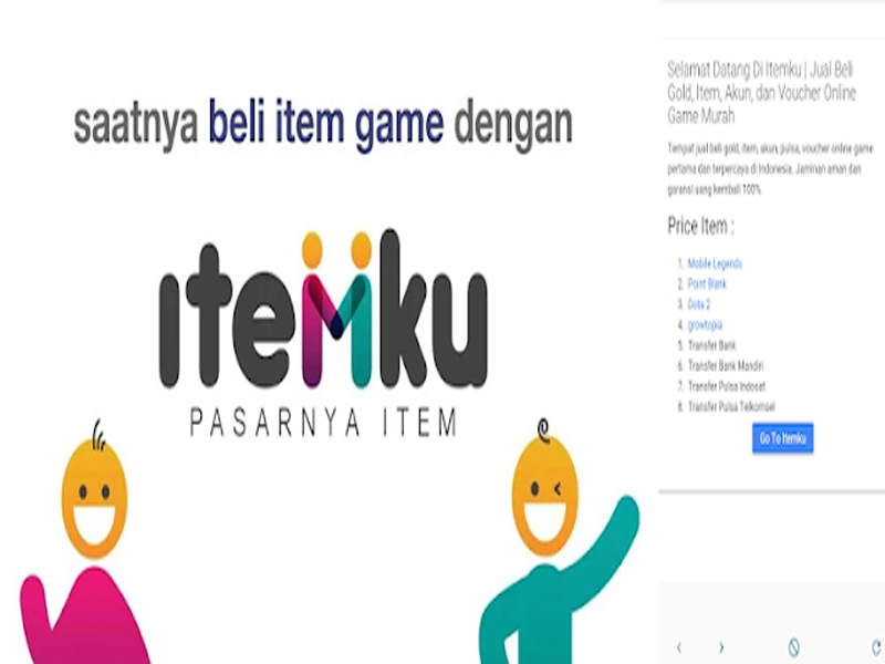 Itemku Products Reviews And How To Download Itemku Apk 2019