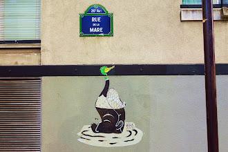Sunday Street Art : Beerens - rue de la Mare - Paris 20