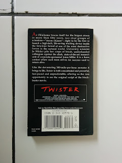 Twister by Michael Crichton