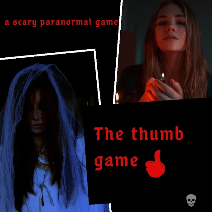 Oyayubi Sagashi-The tumb game scare