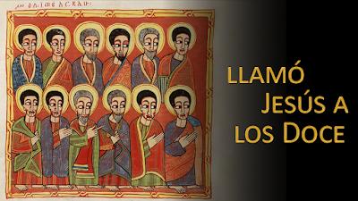 Evangelio según san Marcos 6,7-13: Llamó Jesús a los Doce