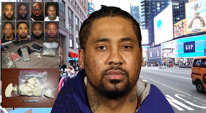"""Un dominicano apodado """"El Fantasma"""" lideraba narco banda que vendía cocaína al aire libre en Times Square las 24 horas"""
