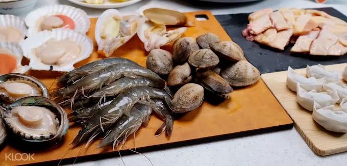 Klook獨家: 「鮮直送」海鮮食材套餐 (連運費)