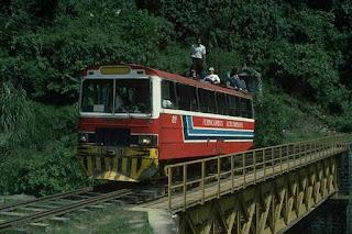 Ferrocarril San Lorenzo - Ecuador