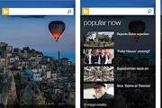 Popular Now on Bing