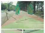 Terkait Pembangunan Taman Jalur dua,LSM Aliansi Indonesia dan Ormas Bidik Tipikor Merangin Angkat bicara.