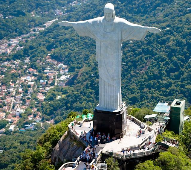 Christ the Redeemer, 7 Wonders of the world