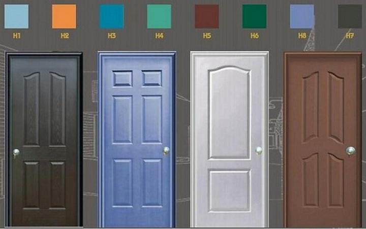 Cửa nhôm sơn tĩnh điện công nghệ sơn nào được áp dụng cho quá trình sản xuất cửa nhôm Xingfa?