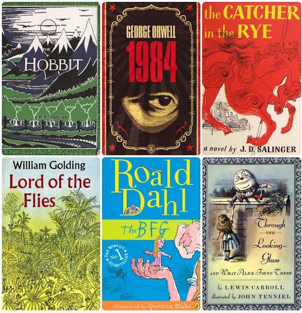 Pazar 6'lısı: Bu Yıl Mutlaka Okumalıyım Dediğim 6 Kitap / My 2016 Must Reads