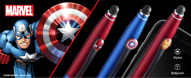 CROSS Marvel series pens