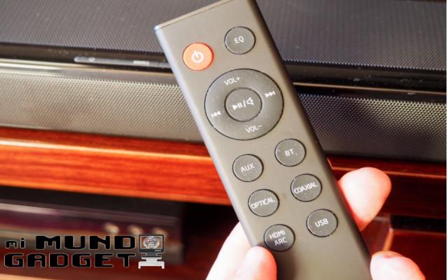 BlitzWolf BW-SDB1: control remoto