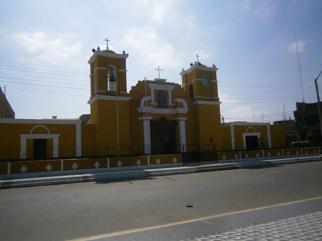 Iglesia Católica del Distrito de Paijan