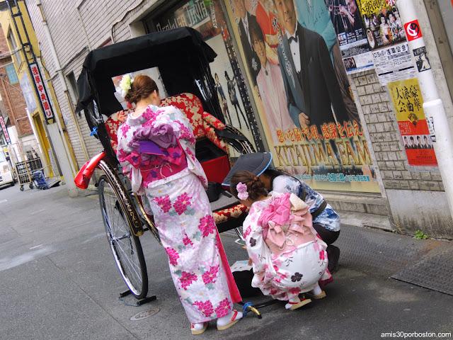 Trajes Tradicionales Japoneses