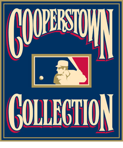 MLB Cooperstown Collection logo
