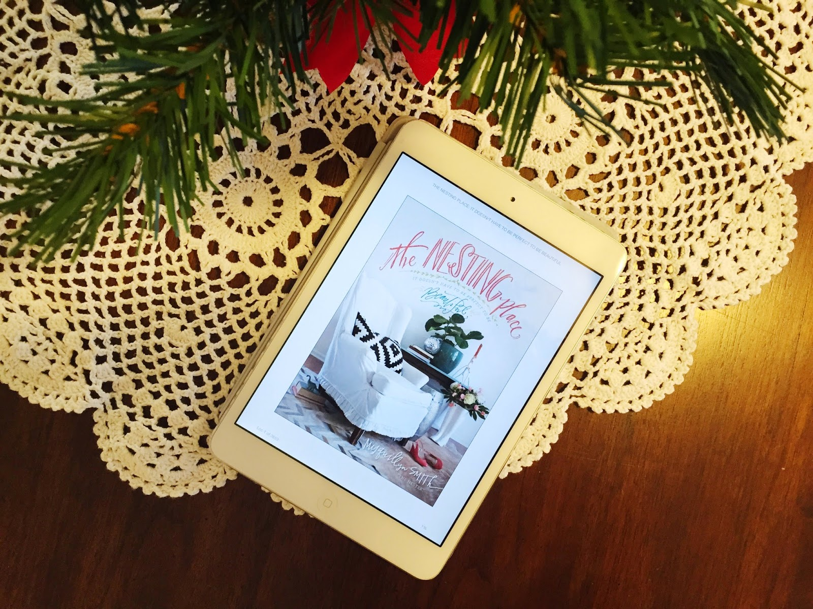 Book Review: The Nesting Place by Myquillyn Smith