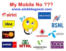 How to know own mobile number by USSD code in India?