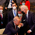 America's Biden Almost Punches Turkish President In The Face