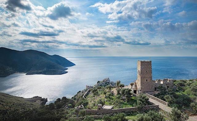 hotel boutique en la peninsula de Maní Grecia chicanddeco