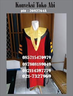 Pembuatan Baju Toga Wisuda Di Tangerang