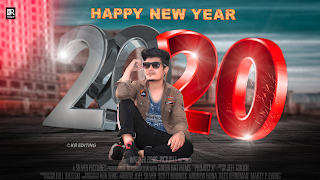 New Year Background Download | Happy New Year 2020 Photo Editing Background
