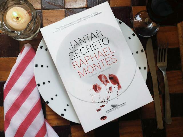 Livro: Jantar Secreto