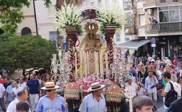 La Hermandad de la Virgen de la Alegría de Málaga suspende su romería prevista para septiembre