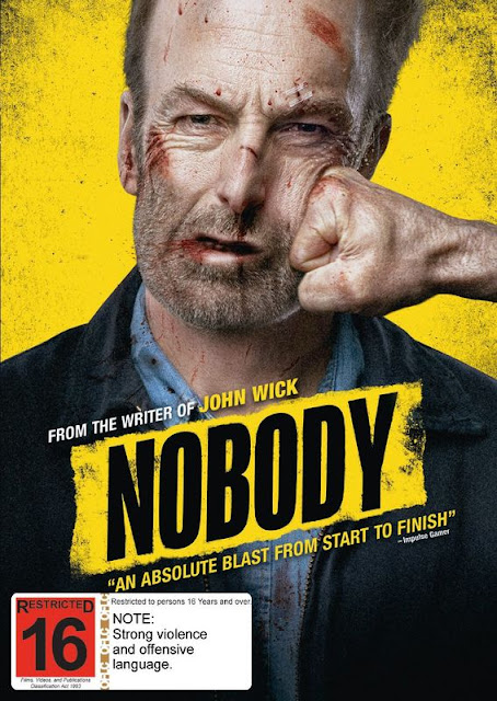 Win a copy of Nobody on Blu Ray