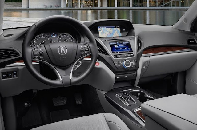 2018 Acura MDX Interior Review
