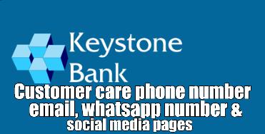 Keystone Bank Customer Service Phone Numbers, Whatsapp Number, Facebook, Twitter & Instagram Verified Pages