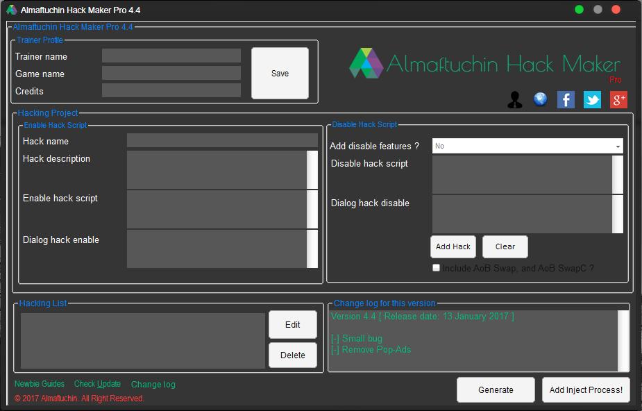 Almaftuchin Hack Maker Pro 4 4 - Almaftuchin - Free