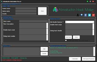 Almaftuchin Hack Maker Pro