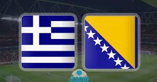Греция - Босния и Герцеговина: смотреть онлайн бесплатно 15 октября 2019 прямая трансляция в 21:45 МСК.