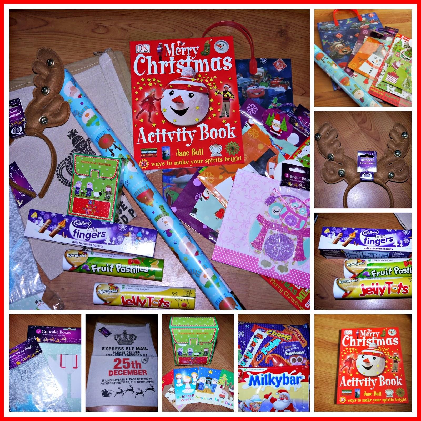 Inside The Wendy House: Christmas At Poundland