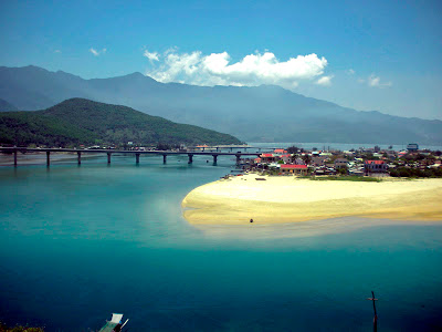 Beaches of Central Vietnam (Hoi)