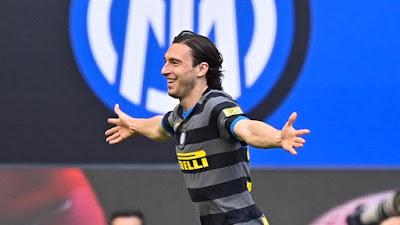 ملخص وهدف فوز انتر ميلان علي هيلاس فيرونا (1-0) الدوري الايطالي