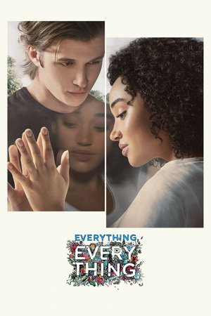 Poster Everything, Everything 2017