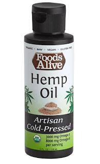 Óleo de semente de cânhamo cannabis