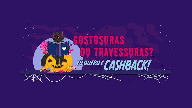 Halloween Ame Digital tem até 30% de cashback