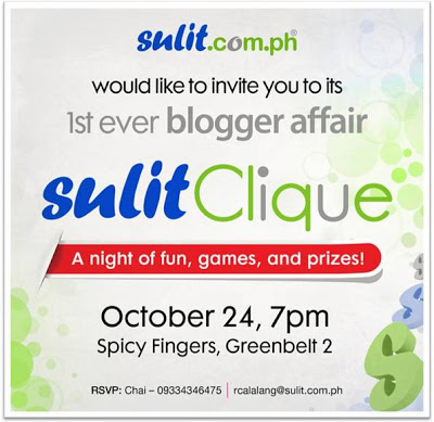 Sulit.com.ph First Ever Blogger Event