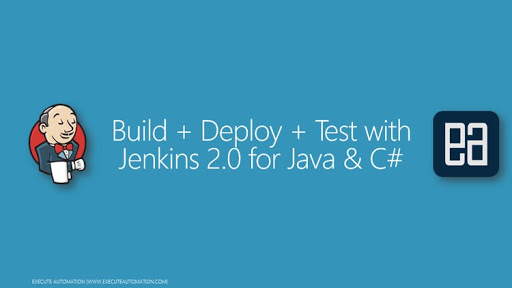 Build+Deploy+Test with Jenkins 2.0