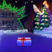 Wow Christmas Ice Theme Park Escape