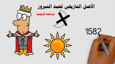 الأصل التاريخى لعيد النيروز