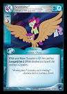 My Little Pony Scootaloo, What a Wingspan! High Magic CCG Card