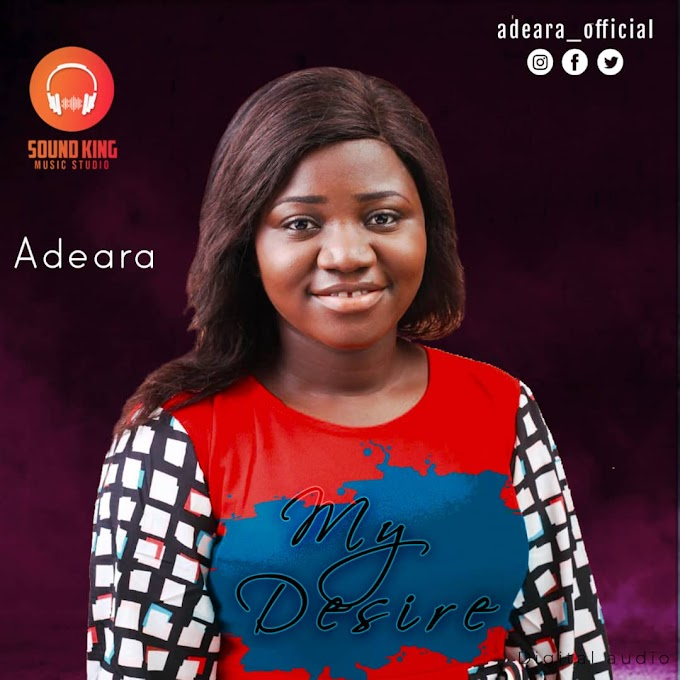 Music + Video: Adeara - My Desire