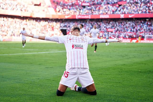 Crónica Sevilla  2 - Espanyol 0