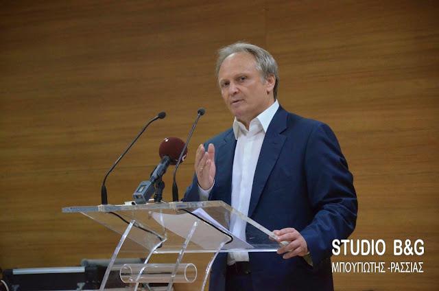 Γ.Ανδριανός: H Νέα Δημοκρατία είναι η δύναμη που ενώνει τους Έλληνες
